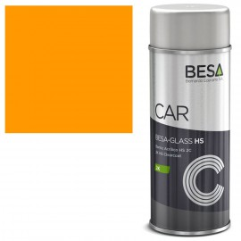 Peinture RAL Orange en bombe de 400ml